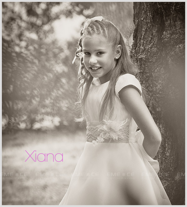 Xiana | Copyright © 2013 emecé fotógrafos