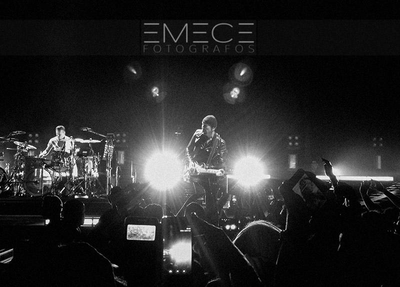The Edge (U2)   Barcelona´15