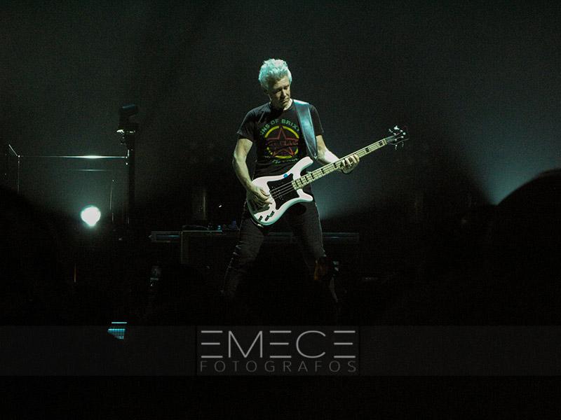 Adam Clayton (U2) | Barcelona´15