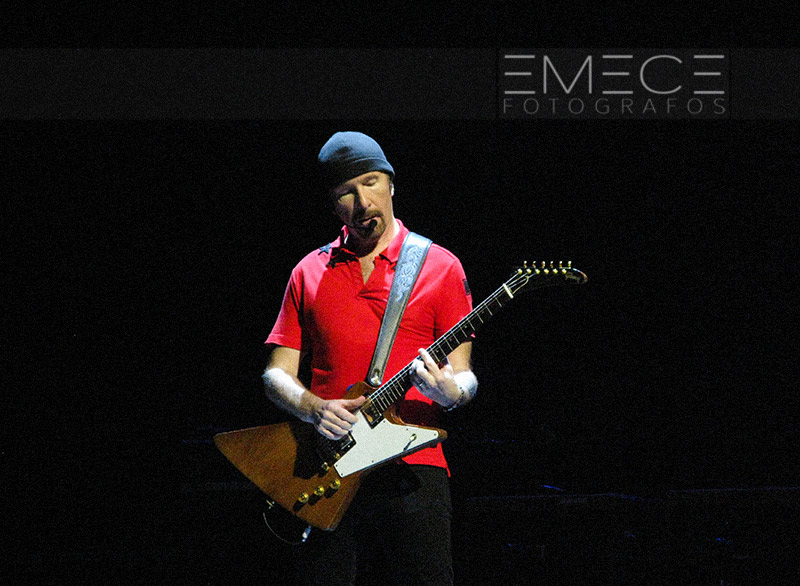 The Edge (U2) | Barcelona´15