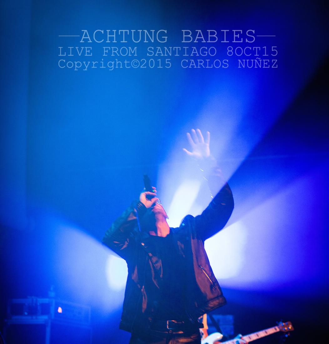 Achtung Babies | Santiago ´15