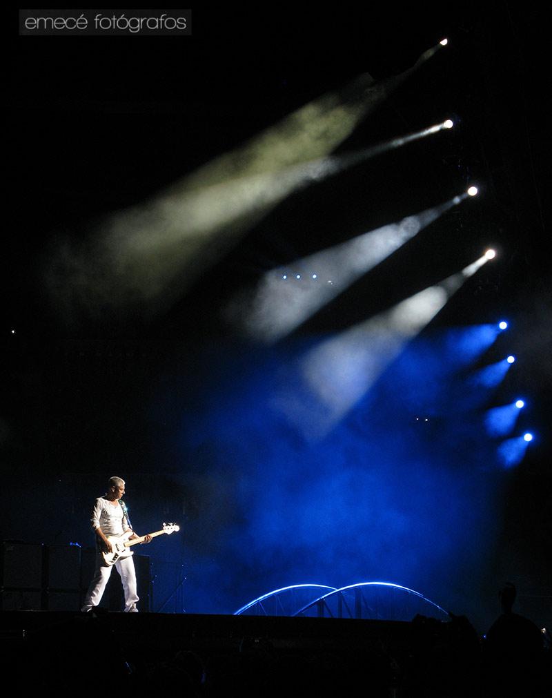 U2 - Adam Clayton (SEVILLA ´10)