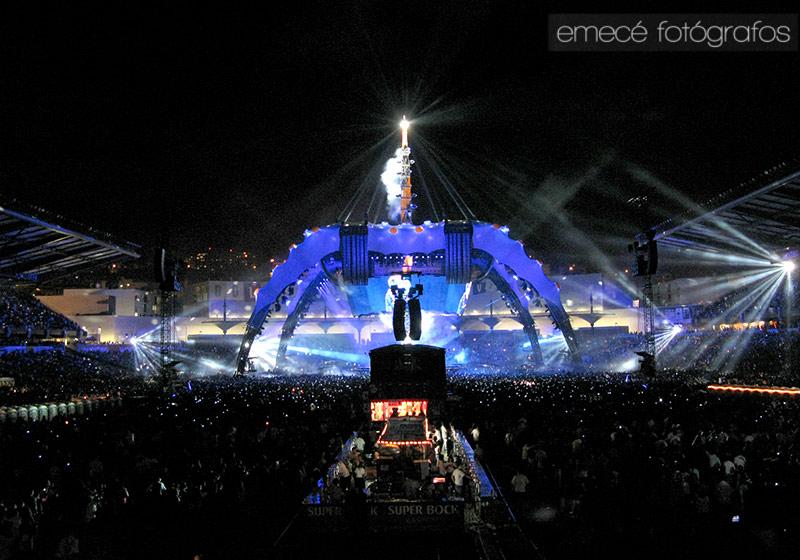 U2 (COIMBRA, PORTUGAL)