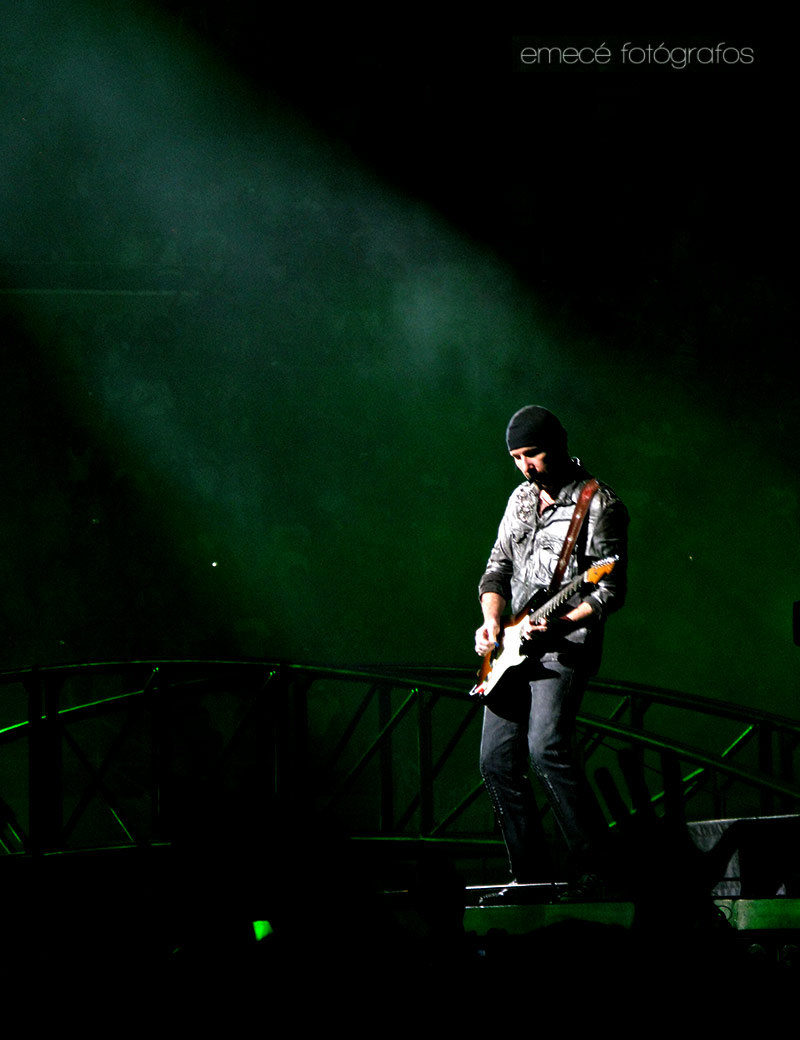U2 - The Edge (SEVILLA)