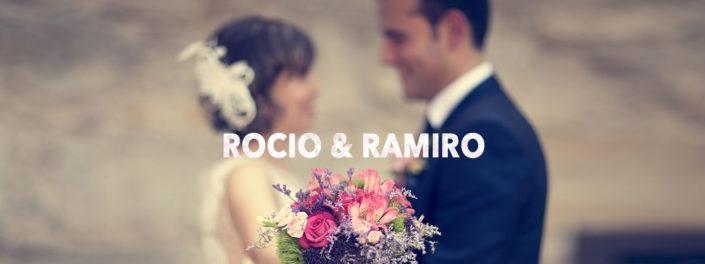 BODA DE ROCIO & RAMIRO