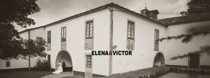 BODA DE ELENA & VICTOR