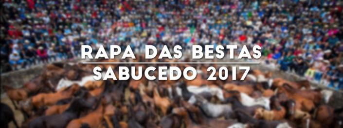 Rapa das Bestas - Sabucedo 2017
